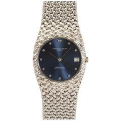 Audemars Piguet 18 Karat White Gold Dress Watch, circa 1975