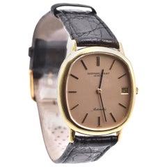 Audemars Piguet 18 Karat Yellow Gold Watch