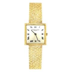 Audemars Piguet 18k Yellow Gold Wristwatch