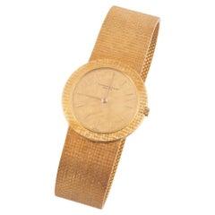 Audemars Piguet 18kt Yellow Gold Dress Watch