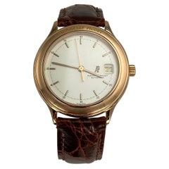 Audemars Piguet Automatic Date Pink Gold Watch