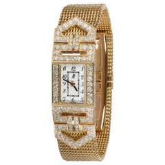 Audemars Piguet Charleston 67025BA Women's Watch in 18 Karat Yellow Gold