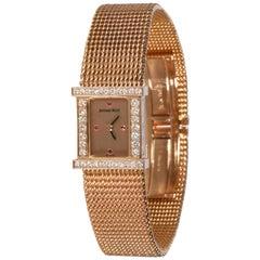 Audemars Piguet Charleston Charleston Women's Watch in 18 Karat Rose Gold