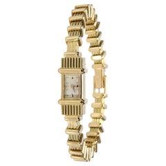Audemars Piguet Classique 416-22 Women's Watch in 18kt Yellow Gold