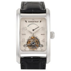 Audemars Piguet Edward Piguet Tourbillon Watch 26006BC.OO.D002CR.01