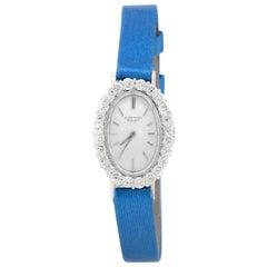 Audemars Piguet Gold and Diamond Watch