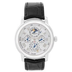 Audemars Piguet Jules Audemars Clinton Foundation White Gold Automatic Watch