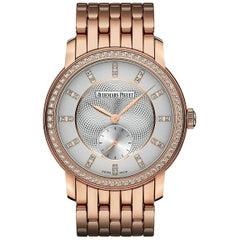 Audemars Piguet Jules Audemars Small Seconds 18K Rose Gold Watch