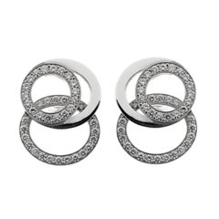 Audemars Piguet Millenary Diamond Earrings