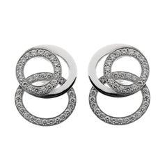 Audemars Piguet Millenary Diamond Earrings