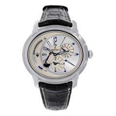 Audemars Piguet Millenary Maserati 950 Platinum Watch 26150PT.OO.D028CR.01