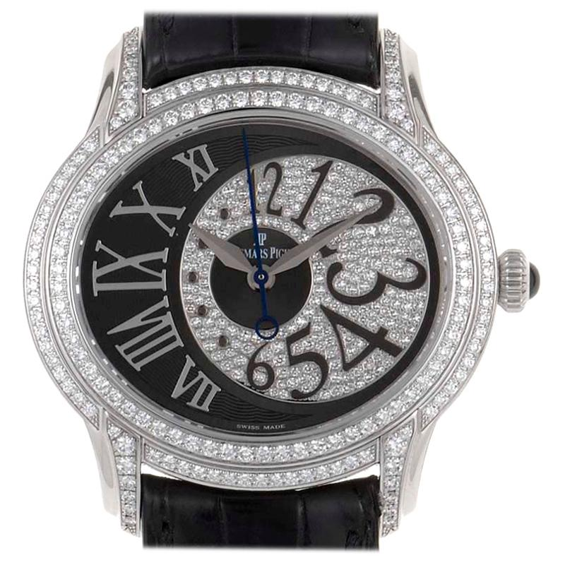 Audemars Piguet Millenary Novelty Ladies 77302BC.ZZ.D001CR.01