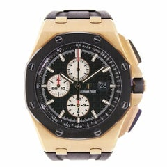 Audemars Piguet Offshore Chronograph Rose Gold Ceramic 26401RO.OO.A002CA.01