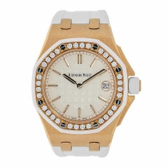 Audemars Piguet Offshore Lady Rose Gold Diamond Bezel 67540OK.ZZ.A010CA.01