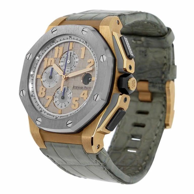 c9e545f760da Contemporary Audemars Piguet Offshore Lebron James Limited Edition Watch  26210OI.OO.A109CR.01