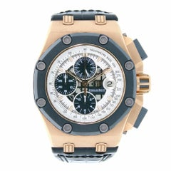 Audemars Piguet Offshore Rubens Barrichello II Rose Gold 26078RO.OO.D001VS.01