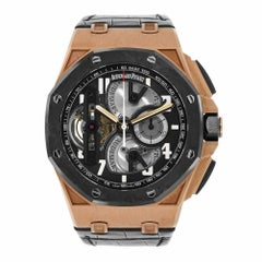Audemars Piguet Offshore Tourbillon Chronograph Rose Gold 26288OF.OO.D002CR.01