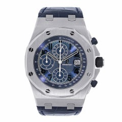 Audemars Piguet Offshore White Gold Pride of Russia Watch 26061BC.OO.D028CR.01