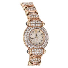 Audemars Piguet Pre-Owned Ladies Yellow Gold and Diamonds