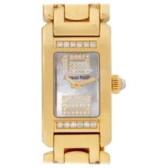 Audemars Piguet Promesse in 18 Karat with Diamond Bezel and MOP Diamond Dial