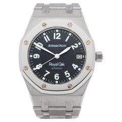 Audemars Piguet Royal Oak 0 15190SP.OO.0789ST Men Platinum & Stainless Steel Nic