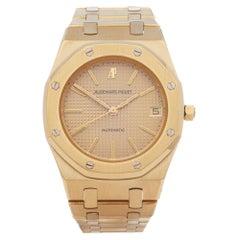 Audemars Piguet Royal Oak 0 4100BA Unisex Yellow Gold 0 Watch
