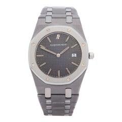 Audemars Piguet Royal Oak 0 56175TT Men Tantalum 0 Watch