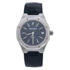 Audemars Piguet Royal Oak 14800ST Blue Dial Automatic Mens Watch