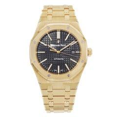 Audemars Piguet Royal Oak 15400OR.OO.1220OR.01 18 Karat Gold Automatic Watch