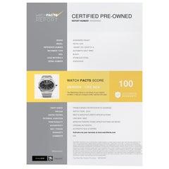 Audemars Piguet Royal Oak 15400ST.OO.1220ST.01.A, Black Dial, Certified