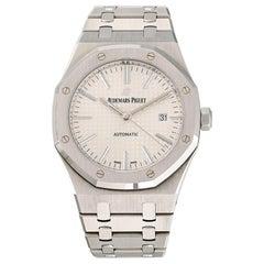 Audemars Piguet Royal Oak 15400ST.OO.1220ST.02 Men's Watch Box Papers