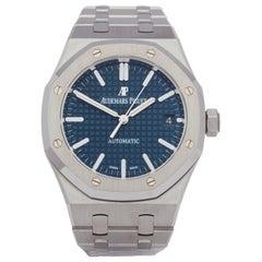 Audemars Piguet Royal Oak 15450ST.OO.1256ST.03 Men's Stainless Steel Watch