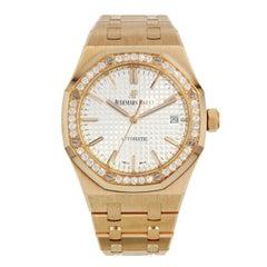 Audemars Piguet Royal Oak 15451OR.ZZ.1256OR.01 18 Karat Gold Automatic Watch