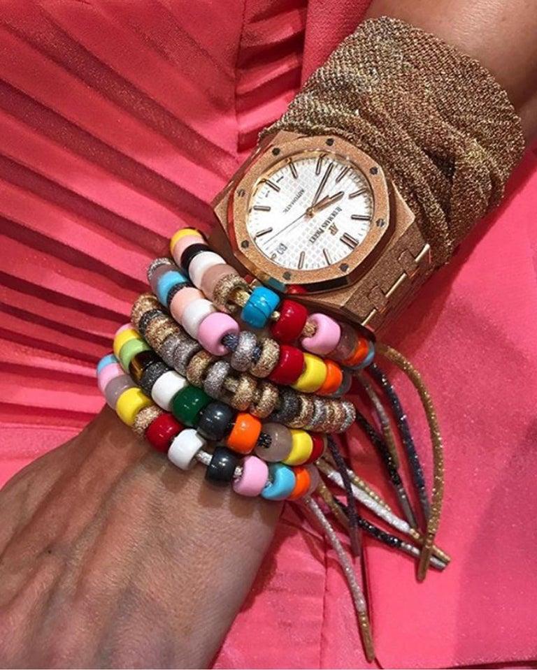 Audemars Piguet Royal Oak 18 Karat Gold Watch 1