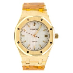 Audemars Piguet Royal Oak 18 Karat Gold Watch
