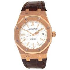 Audemars Piguet Royal Oak 18k Rose Gold Watch Automatic 15300OR.OO.D088CR.02
