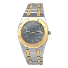 Audemars Piguet Royal Oak 18k Yellow Gold & Stainless Steel Men's Watch Quartz