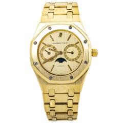 Audemars Piguet Royal Oak 25594.BA.0.0477.BA.01 Mens Automatic Watch 18K YG