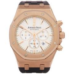 Audemars Piguet Royal Oak 41 26320.OR.OO.D088CR.01 Men's Rose Gold Watch
