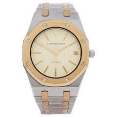 Audemars Piguet Royal Oak 4100 Unisex Stainless Steel and Yellow Gold Watch