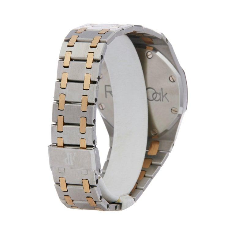 Audemars Piguet Royal Oak 4100 Unisex Stainless Steel and Yellow Gold Watch 1