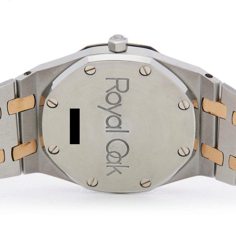 Audemars Piguet Royal Oak 4100 Unisex Stainless Steel and Yellow Gold Watch 2