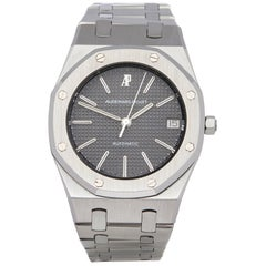 Audemars Piguet Royal Oak 4100ST Unisex Stainless Steel 1st Series Dial B Serial