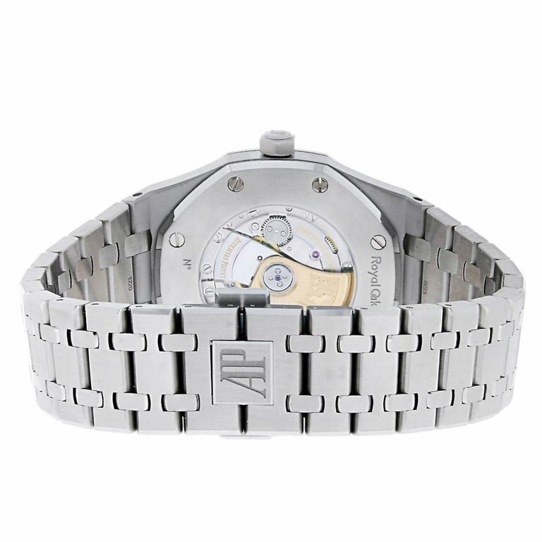 Audemars Piguet Royal Oak Stainless Steel Watch 15400st Oo 1220st 01