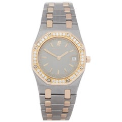 Audemars Piguet Royal Oak 66319-722 Ladies Diamond Watch