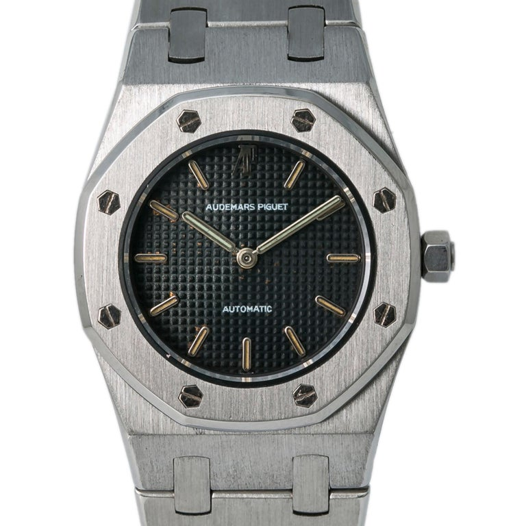 Audemars Piguet Royal Oak 8638ST Women's Automatic Watch Stainless Steel For Sale 1