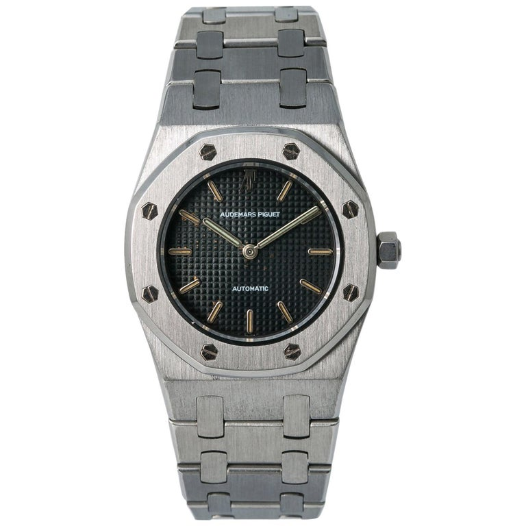 Audemars Piguet Royal Oak 8638ST Women's Automatic Watch Stainless Steel For Sale
