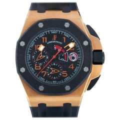 Audemars Piguet Royal Oak Alinghi Team Limited Edition 26062OR.OO.A002CA.01