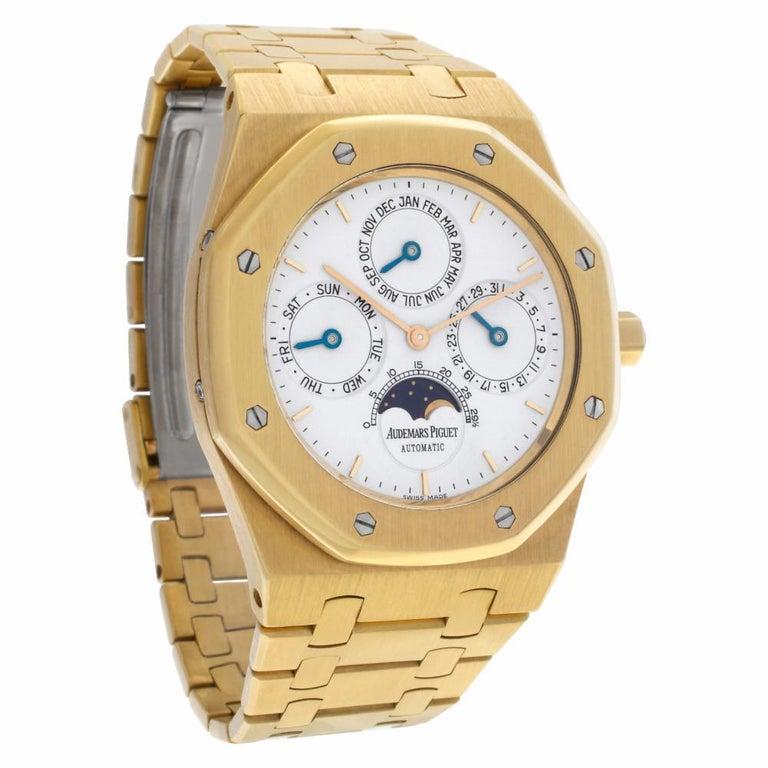 Audemars Piguet Royal Oak C19584, Silver Dial, Certified and Warranty 1