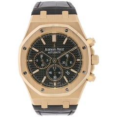Audemars Piguet Royal Oak Chronograph Rose Gold Watch 26320OR.OO.D002CR.01